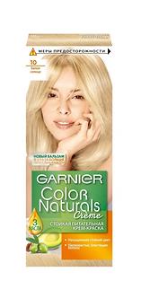 GARNIER Color naturals Краска для волос №10 Белое солнце