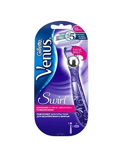 Gillette Станок для бритья Venus Swirl