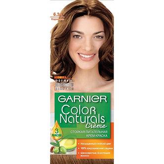 GARNIER Color naturals Краска для волос №6.34 Карамель