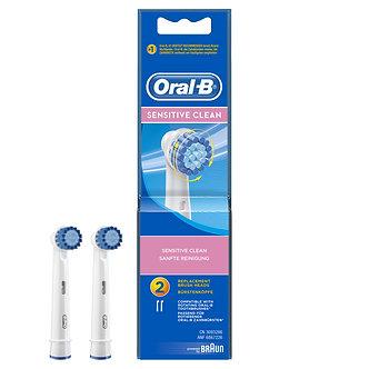 Oral-B Сменная насадки Precision Sensitive Clean 2шт.