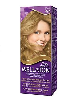 WELLA Wellaton Крем-краска для волос №8/0 Песочный