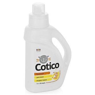 COTICO Крахмал для всех видов ткани 1л.