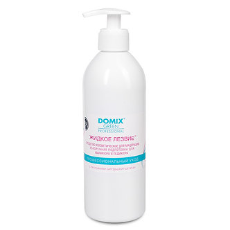 DOMIX GREEN professional Жидкое лезвие для ванночек 500мл.
