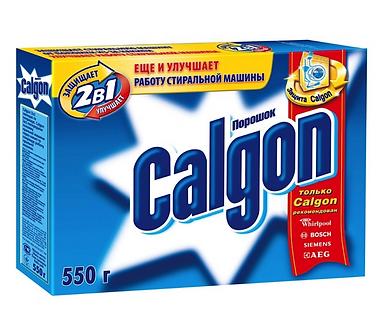 Calgon Средство для смягчения воды 550гр.