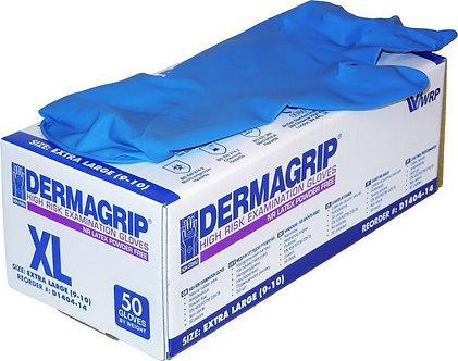 Dermagrip Перчатки смотровые 1пара.