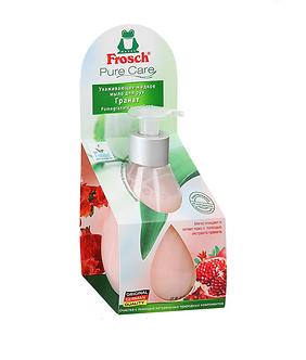 Frosch Жидкое мыло для рук Гранат 300мл.