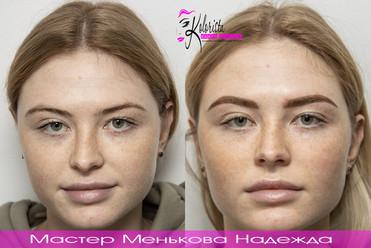 Перманеннтный макияж  Мастер Менькова Надежда