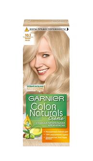 GARNIER Color naturals Краска для волос №10.1 Белый песок