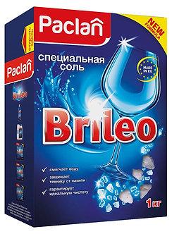 PACLAN Brileo Соль для посудомоечных машин 1кг.