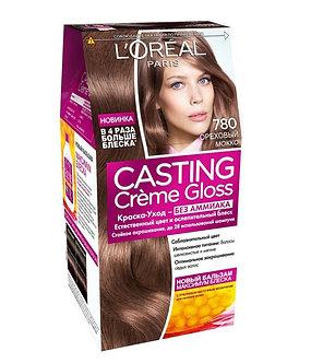 Loreal CASTING Creme Gloss Краска для волос №780 Ореховый мокко