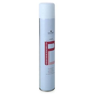 PROFESSIONNELLE Лак для волос сверхсильная фиксация 500мл.