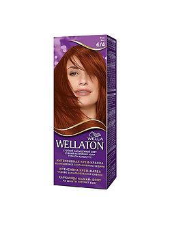 WELLA Wellaton Крем-краска для волос №6/4 Медь