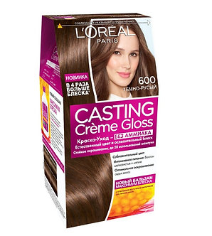 Loreal CASTING Creme Gloss Краска для волос №600 Темно-русый
