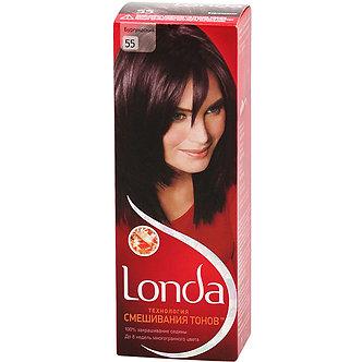 Londa Краска для волос №55 Бургунский