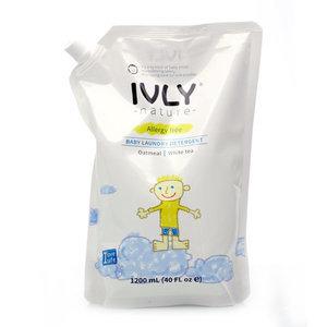 IVLY Гипоаллергенный гель для стирки детского белья белый чай 1200мл.