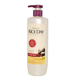 LION Riceday Шампунь для поврежденных волос 550мл.