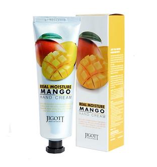 Jigott Крем для рук с экстрактом манго 100мл.