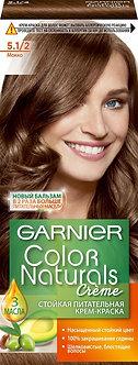 GARNIER Color naturals Краска для волос №5.12 Мокко