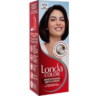 Londa Краска для волос №4/76 Темно-каштановый