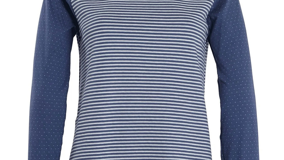 WEIRDFISH FRANNY REVERSIBLE L/S TOP
