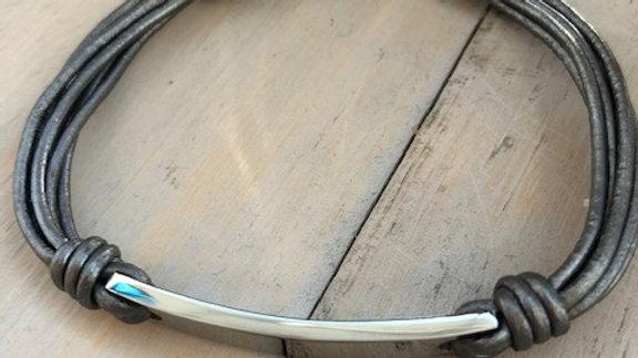TRIBAL STEEL BRACELET T1555