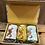 Thumbnail: Miss Sparrow Bamboo Sock Box 3 pairs