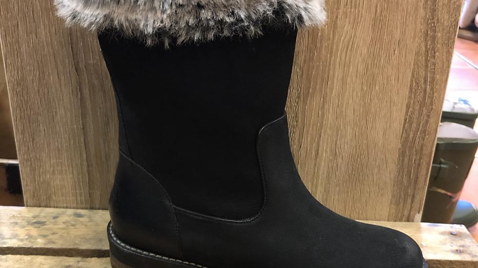 Superdry Fur Top Boots