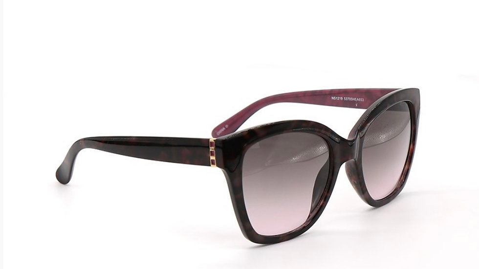 POM TORTOISE SHELL SUNGLASSES