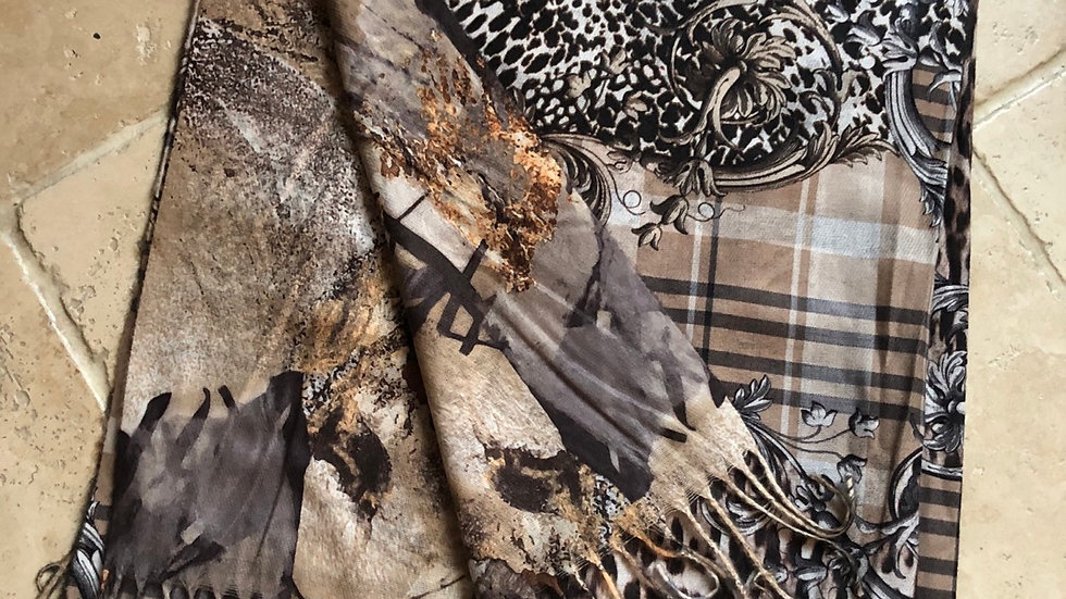 Tilley and Grace Scarf