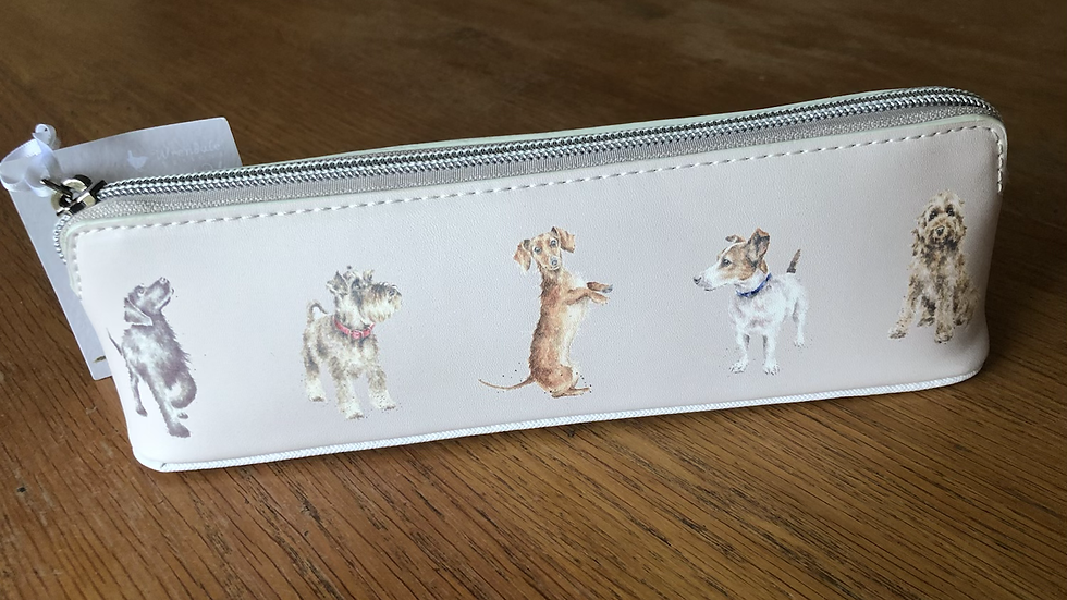 A Dogs Life Brush Bag