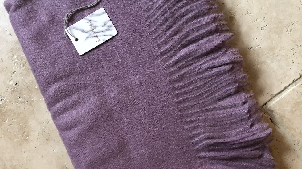 Lisa Angel Soft Lavender Scarf