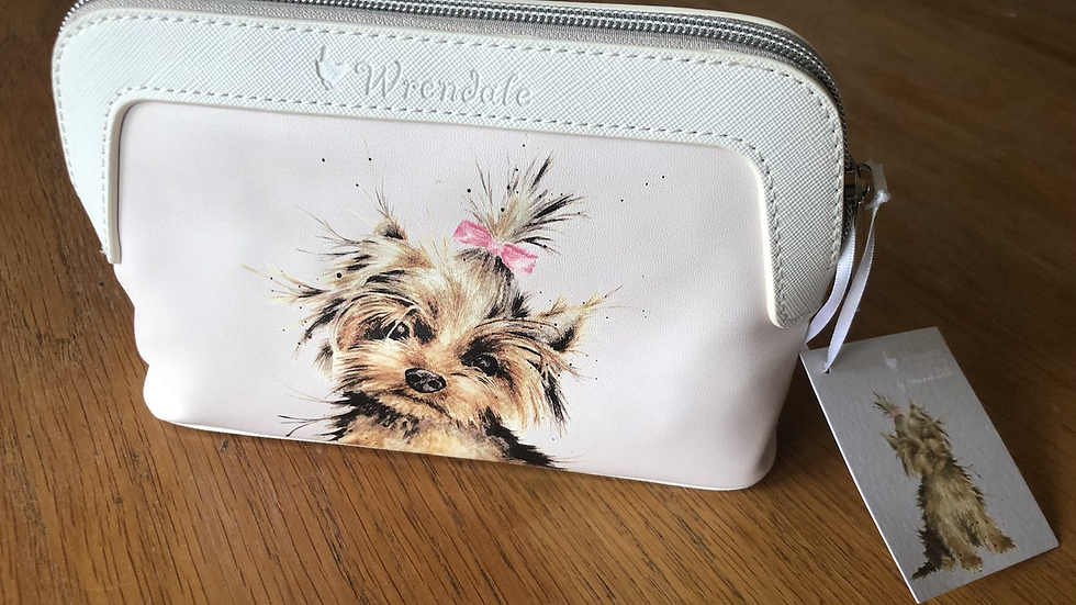 A Dogs Life Small Cosmetic Bag