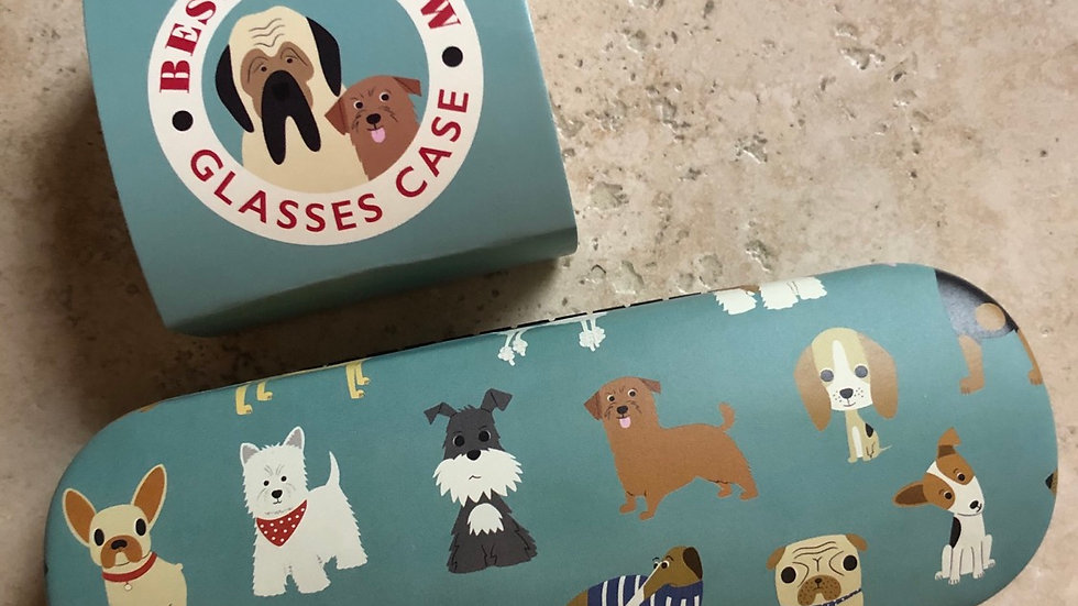 Rex Best In Show Glasses Case and Cloth