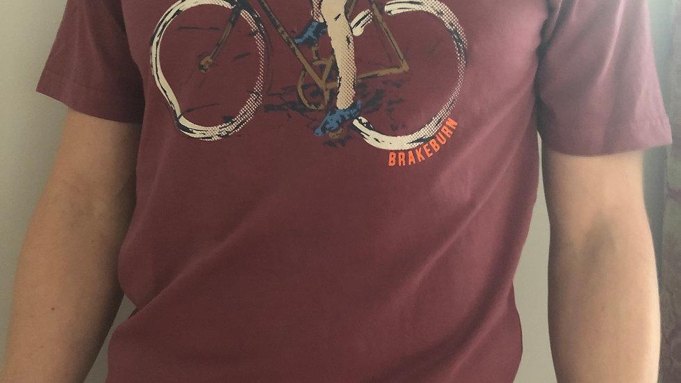 BRAKEBURN CYCLIST TEE