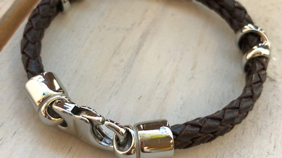 TRIBAL STEEL BRACELET T005