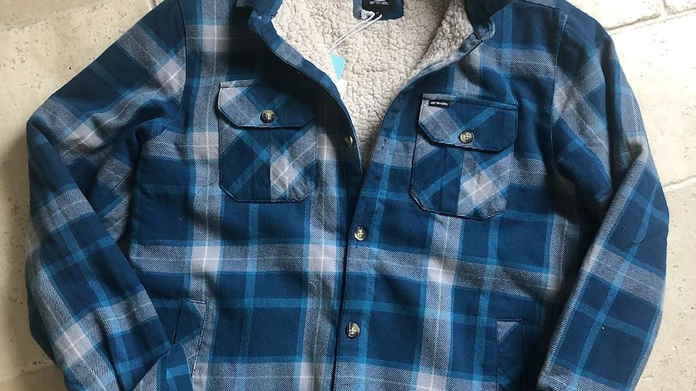 Animal Men's long sleeve fleece lined shirt