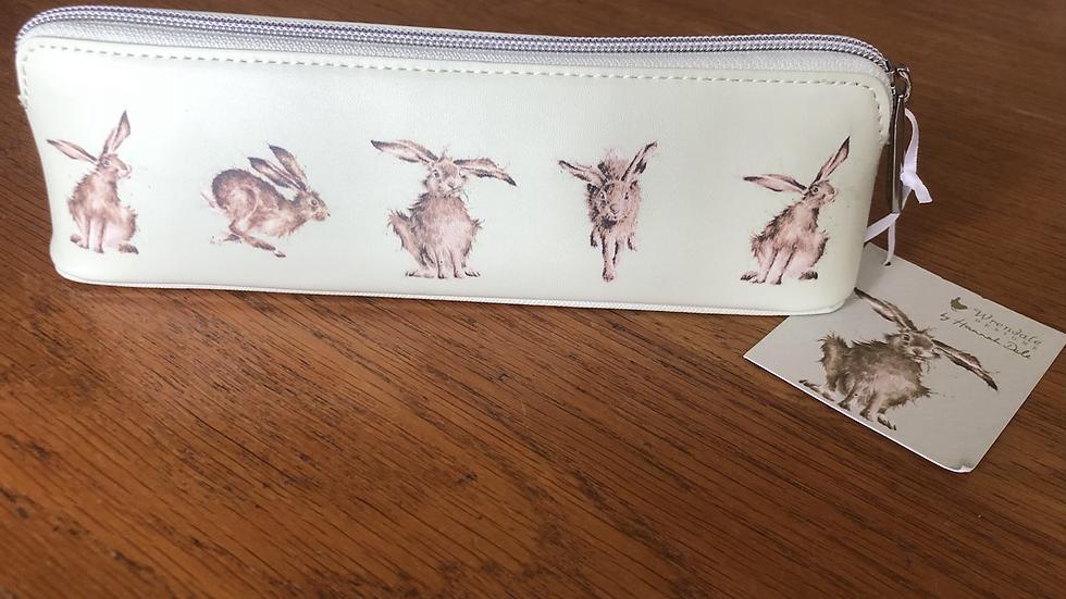 Hare Brush Bag