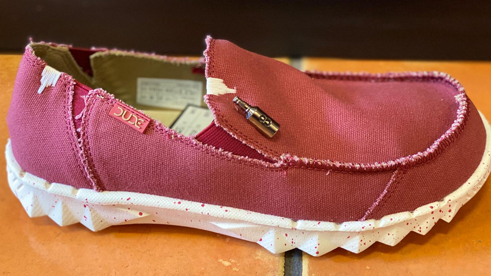 FARTY FUNK BURGUNDY RED MENS DUDES