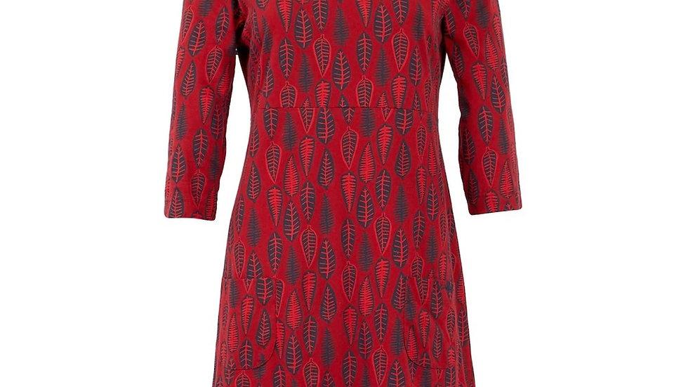 WEIRDFISH STARSHINE JERSEY DRESS