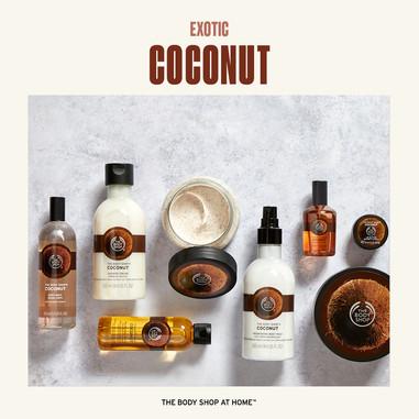 Coconut Range