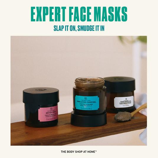 Expert Face Masks
