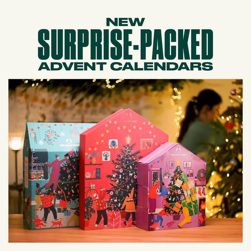 Make It Real Together Advent Calendar by The Body Shop