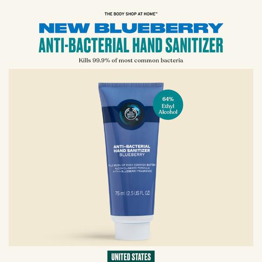Blueberry Hand Sanitizer