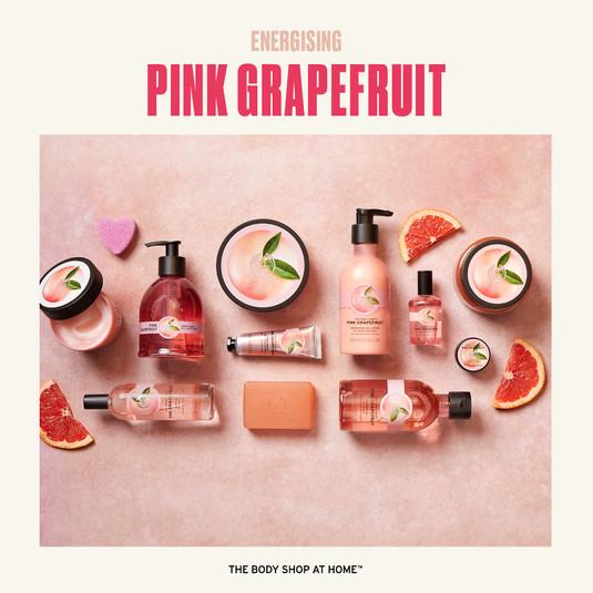 Pink Grapefruit Range