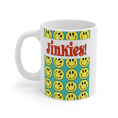 Jinkies! Smiley Coffee Mug