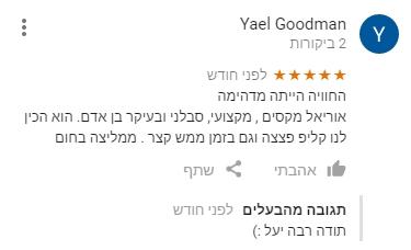יעל גודמן