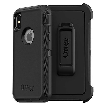 OtterBox Defender Series Case for Apple iPhone XS MAX - Black