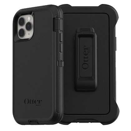 """OtterBox Defender Series Case for Apple iPhone 11 Pro Max (6.5"""") - Black"""