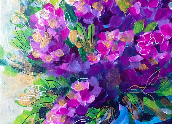 Lilac mood #1
