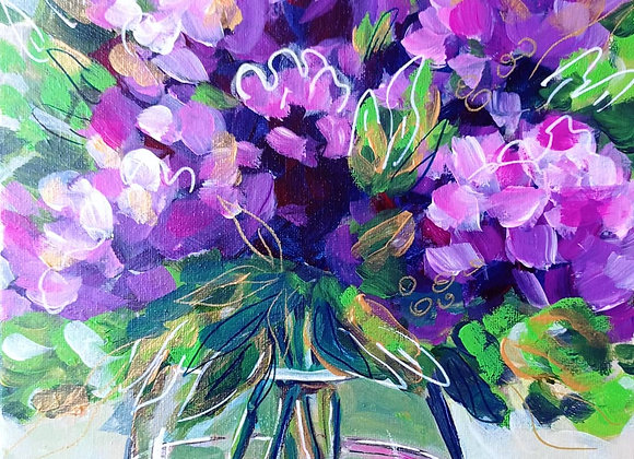Lilac mood #3